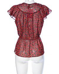 H&M - Transparenz-Bluse - Lyst