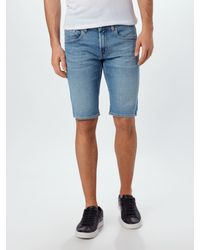 7 For All Mankind Jeans - Blau