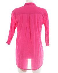 Vero Moda - Langarm-Bluse - Lyst