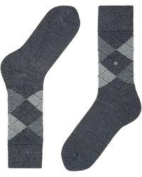 Burlington Socken - Grau