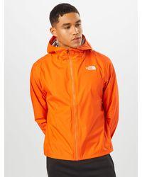 The North Face Funktionsjacke - Orange