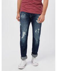 True Religion Jeans 'ROCCO' - Blau
