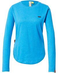 alife and kickin Shirt 'lea' - Blau