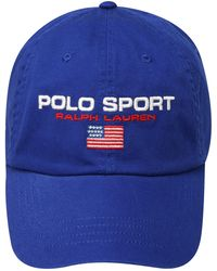 Polo Ralph Lauren Cap - Blau
