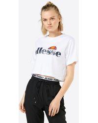 Ellesse Shirt 'Alberta' - Weiß