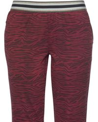 S.oliver Pyjama - Rot