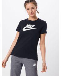 Nike Shirt 'FUTURA' - Schwarz