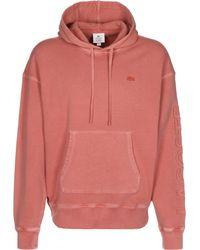 Lacoste L!ive Sweatshirt - Pink