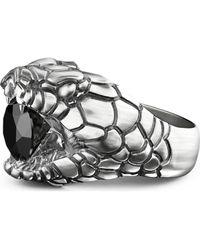 Zancan Ring 'spinelli' - Mettallic