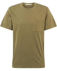 Nudie Jeans Shirt 'roy' - Grün