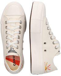 Converse Sneaker 'CTAS LIFT OX' - Natur