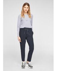 S.oliver Shirt - Lila
