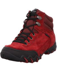 Allrounder By Mephisto Outdoorschuhe - Rot