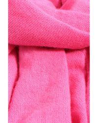 ESISTO Strickschal - Pink