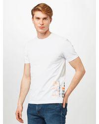 EA7 Shirt - Weiß