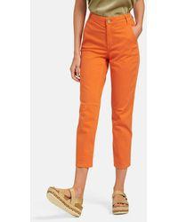 Peter Hahn 7/8-Hose cotton - Orange