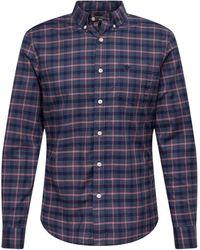 Dockers Hemd - Blau