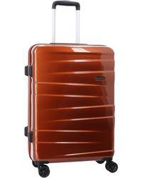 Epic Vision 4-Rollen Trolley 65 cm - Orange