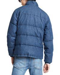 Levi's Winterjacke ' Coit Down Puffer ' - Blau