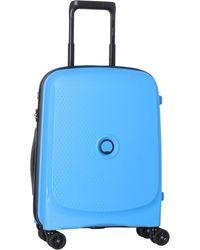 Delsey Trolley 'Belmont Plus' - Blau