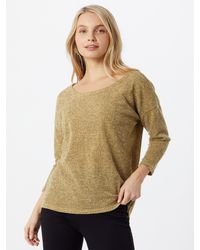 ONLY Pullover 'Alba' - Gelb