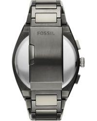 Fossil Uhr - Grau