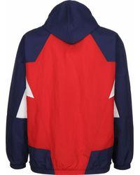 Nike Trainingsjacke ' Sportswear Heritage Windrunner ' - Rot