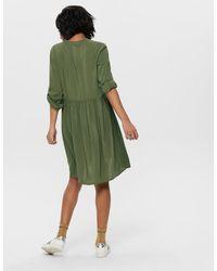 ONLY Kleid - Grün