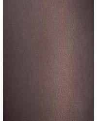 Wolford Feinstrumpfhose 'Velvet de Luxe 66 Comfort Tigh' - Braun