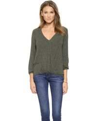 Ella Moss Icon Top  Hunter - Lyst