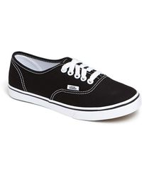 Vans Authentic Lo Pro Sneakers - Lyst