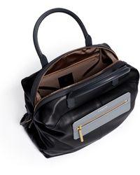 Lanvin - Padam Leather Bowling Bag - Lyst