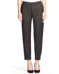 Pink Pony - Wool Flared Pant - Lyst