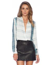 Lovers + Friends X Revolve Get Down Blouse - Lyst