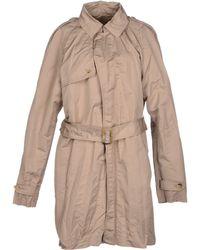 Ermanno Scervino Full-length Jacket - Lyst