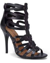 Chinese Laundry Black Janes Way Sandals - Lyst