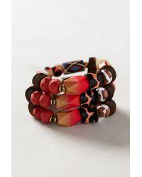 Bluma Project | Stacked Ikat Bracelet | Lyst