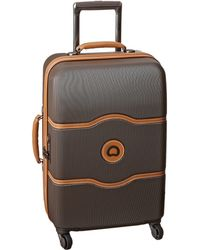 """Delsey Chatelet 21"""" Carry-On Trolley - Lyst"""