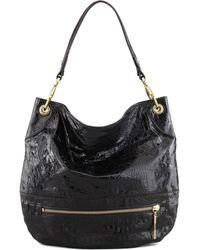 orYANY | Lucy Crocodile-embossed Hobo Bag | Lyst