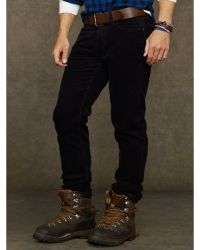 Polo Ralph Lauren Straight-fit 5-pocket Corduroy - Lyst