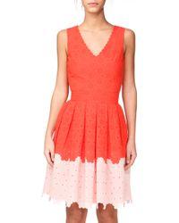Manoush Short/Knee Length Dress - E5Dcrc - Lyst