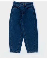 SIDELINE Curve Jeans - Blue