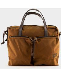 Filson - Dryden Briefcase Nylon Whiskey - Lyst