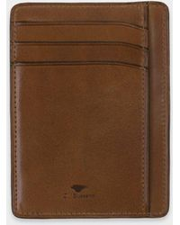 Il Bussetto Document And Card Holder Brown