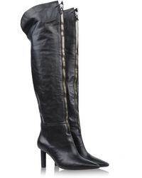 Vic Matie' Over The Knee Boots - Lyst