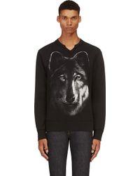 Diesel Black Wolf S_udako Sweater - Lyst