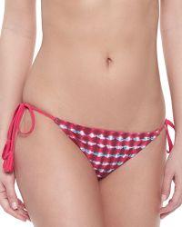 Tory Burch Sonda Reversible Bikini Bottoms - Lyst