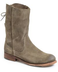 Vintage Shoe Company - 'erin' Pull-on Boot - Lyst