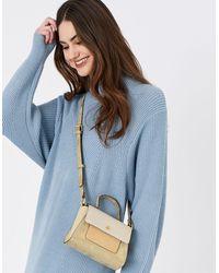 Accessorize Ellie Top Handle Bag Gold - Multicolour