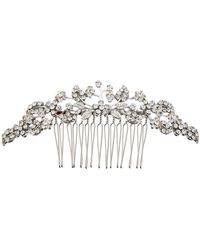 Accessorize - Connie Crystal Hair Comb - Lyst